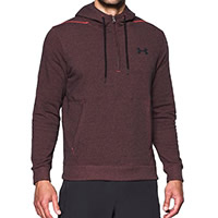 THREADBORNE QZ RED - Under Armour