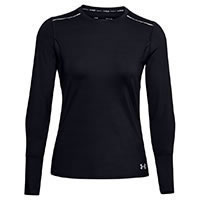TSHIRT COLDGEAR W BLACK - Under Armour