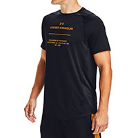 TSHIRT ORIGINS BLACK GOLD - Under Armour