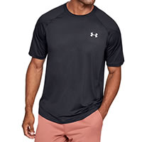 TSHIRT RECOVERY BLACK - Under Armour