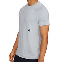 TSHIRT RUSH LIGHT GREY - Under Armour