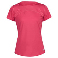 TSHIRT SPEEDSTRIDE DARK RED - Under Armour