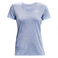 TSHIRT TECH TWIST BLUE - Under Armour