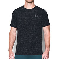 TSHIRT THREADBORNE BLACK - Under Armour