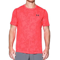 TSHIRT THREADBORNE ELITE RED - Under Armour