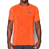 TSHIRT THREADBORNE ORANGE - Under Armour