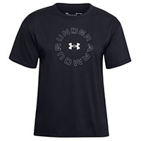 TSHIRT W GRAPHIC BLACK - Under Armour