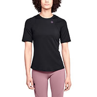 TSHIRT W RUSH BLACK - Under Armour