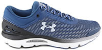 UA CHARGED INTAKE 3 BLUE - Under Armour