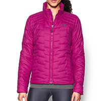 UA COLDGEAR JACKET MAGENTA - Under Armour