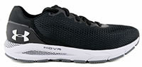 UA HOVR SONIC 4 BLACK - Under Armour