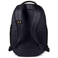 UA HUSTLE 4 BACKPACK BLACK - Under Armour