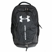 UA HUSTLE STORM BLACK - Under Armour