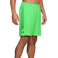 UA WOVEN GRAPHIC GREEN - Under Armour