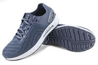 UA W HOVR SONIC GREY BLUE - Under Armour