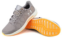 UA W MICROG PUSUIT GRAY - Under Armour
