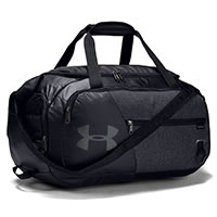 UNDENIABLE DUFFLE 4 BLACK - Under Armour