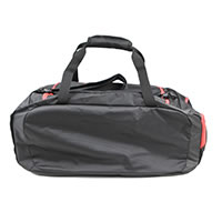 UNENIABLE SM DUFFLE BLACK RED - Under Armour