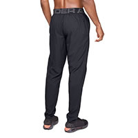 VANISH WOVEN PANT BLACK - Under Armour