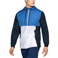 WINDBREAKER NAVY WHITE - Under Armour