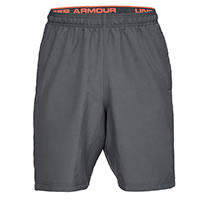 WOVEN GRAPHIC SHORT GREY - Under Armour