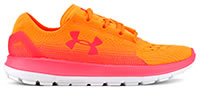 W SPEEDFORM SG FADE ORANGE - Under Armour