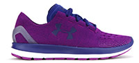 W SPEEDFORM SG VIOLET - Under Armour