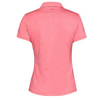 ZINGER POLO PINK - Under Armour