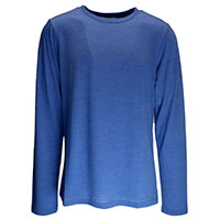 SKOG LONGSLEEVE ARCTIC BLUE - We Norwegians