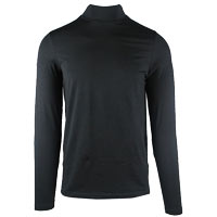 SNO LONGSLEEVES BLACK - We Norwegians