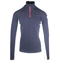VOSS ZIP UP MEN NAVY - We Norwegians
