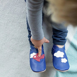 Chaussons enfant Inch Blue