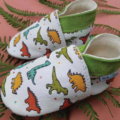 Inch Blue kids' slippers