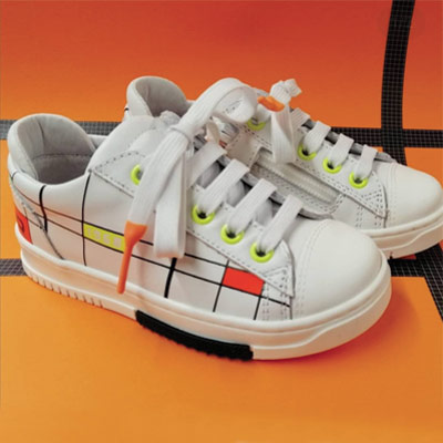 Kids' Romagnoli shoes