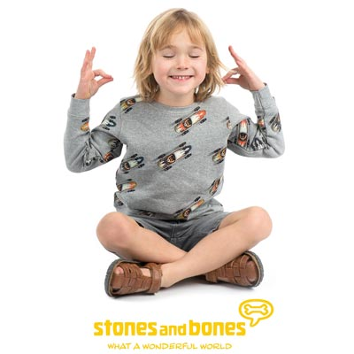 Kids' Stones & Bones shoes