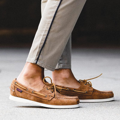 Men's Sebago shoes