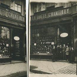 L'histoire de La Botte Chantilly