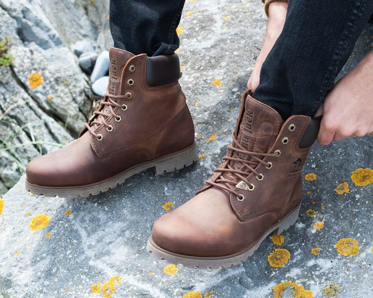 Created to travel : Chaussures Panama Jack