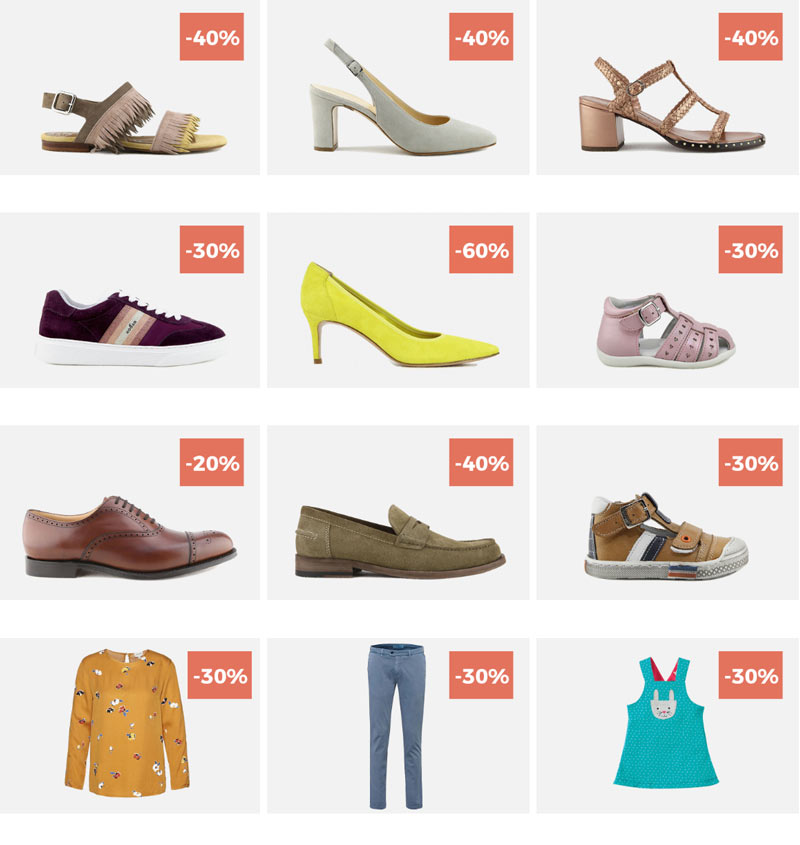Private sale - Women's, men's, kids' shoes, clothing and socks