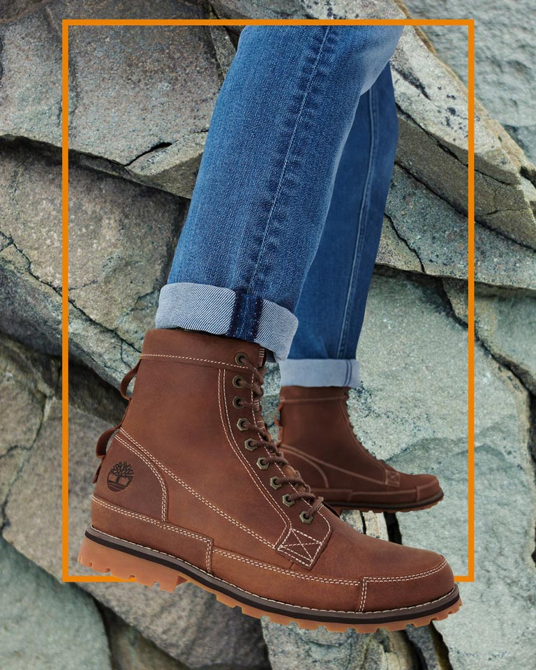 Notre collection Timberland homme