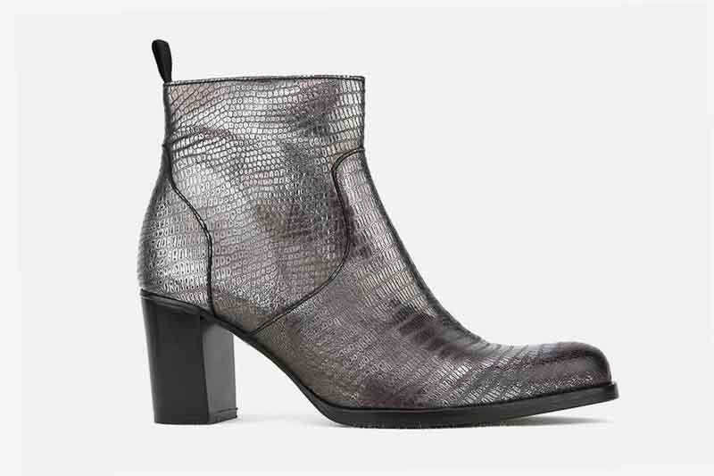 Chaussures petites pointures femme La Botte Chantilly