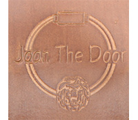 Logo Joan the door